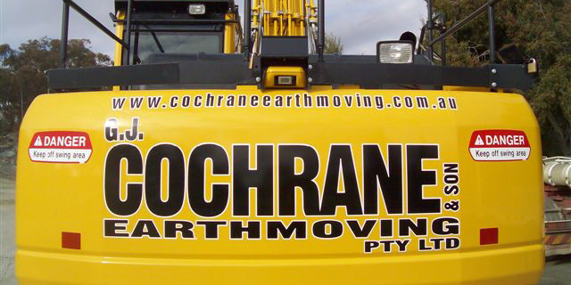 contact Cochrane Earthmoving