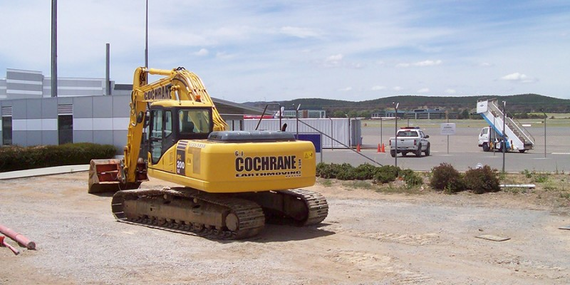 Earthmoving & Excavation Services